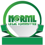 Recognition for Julie Chambers's NORML Membership